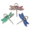 Pendant Large Dragonfly Assorted Colors